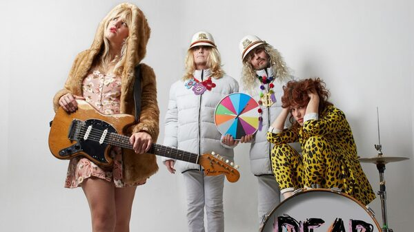 "Deap Lips is a collaboration between Deap Vally and members of The Flaming Lips. Its debut is ""a psychedelic dream with jagged edges,"" perfect for quarantine listening, our critic writes."