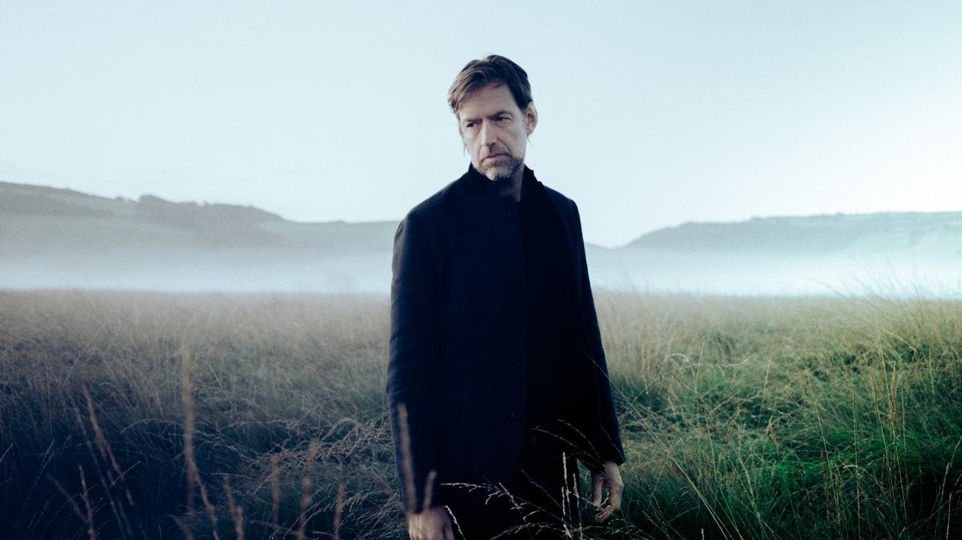 Radiohead's Ed O'Brien Talks About His New Album, 'Earth'