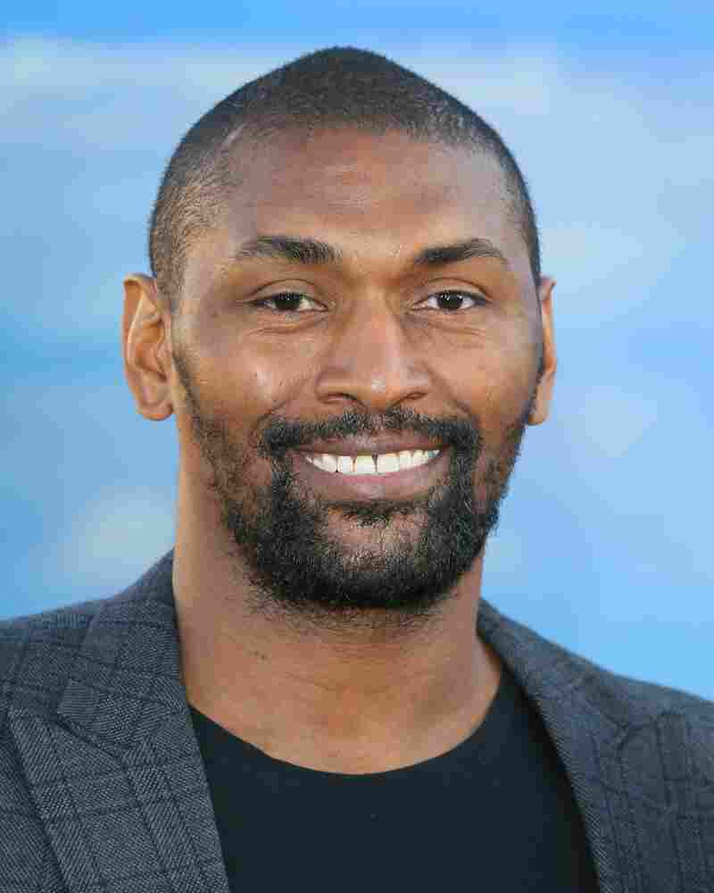 Metta World Peace attends the Premiere of Netflix's 'El Camino: A Breaking Bad Movie' at Regency Village Theatre in Westwood, California on October 7, 2019. (Photo by JEAN-BAPTISTE LACROIX / AFP) (Photo by JEAN-BAPTISTE LACROIX/AFP via Getty Images)