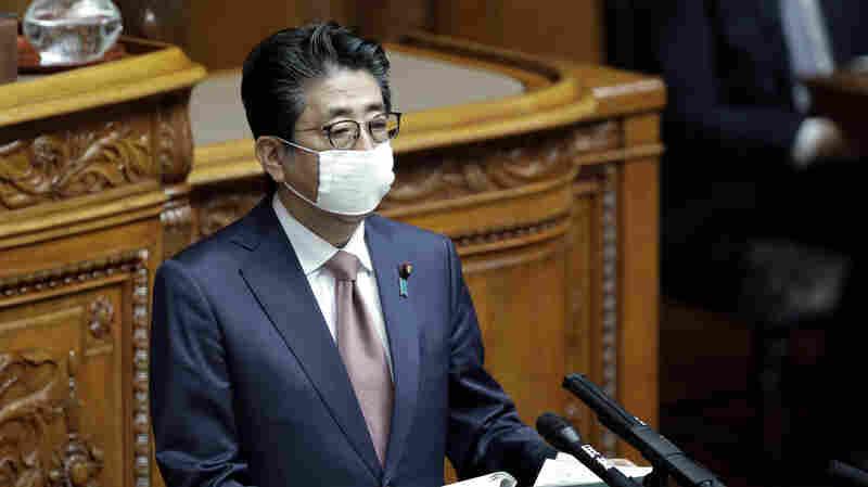 Japan's Shinzo Abe Will Declare State Of Emergency As Coronavirus Cases Surge