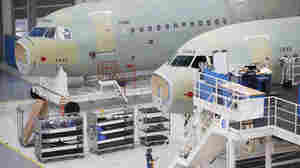 Boeing And Airbus Halt Production; Future Of Airplane Manufacturing Uncertain