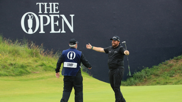 The British Open, which is golf