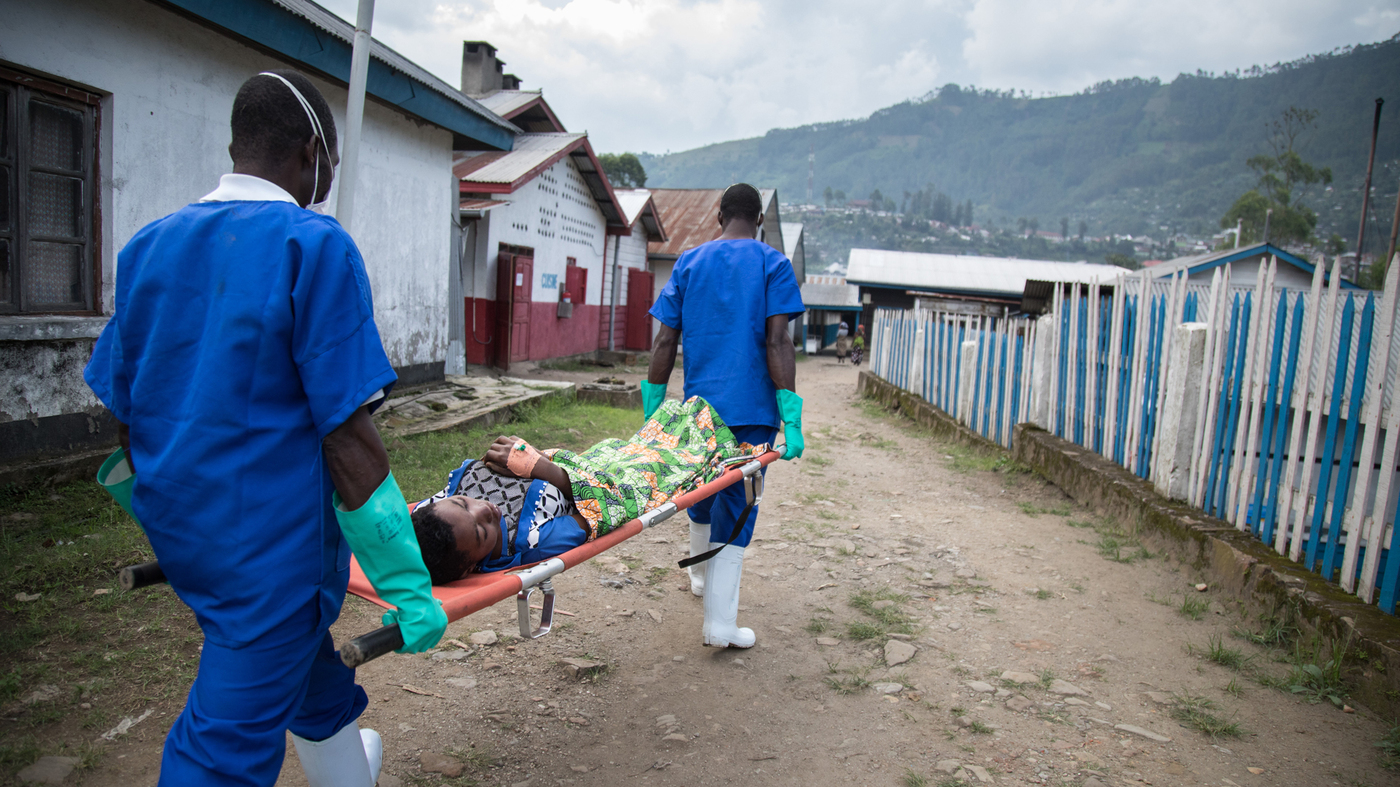 Under Pandemic Pressure, Aid Groups Struggle To Provide ...