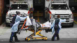 New York Gov. Andrew Cuomo Reports 'Largest Single-Day' Increase In Deaths