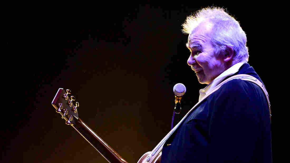 Songwriter John Prine dead at 73