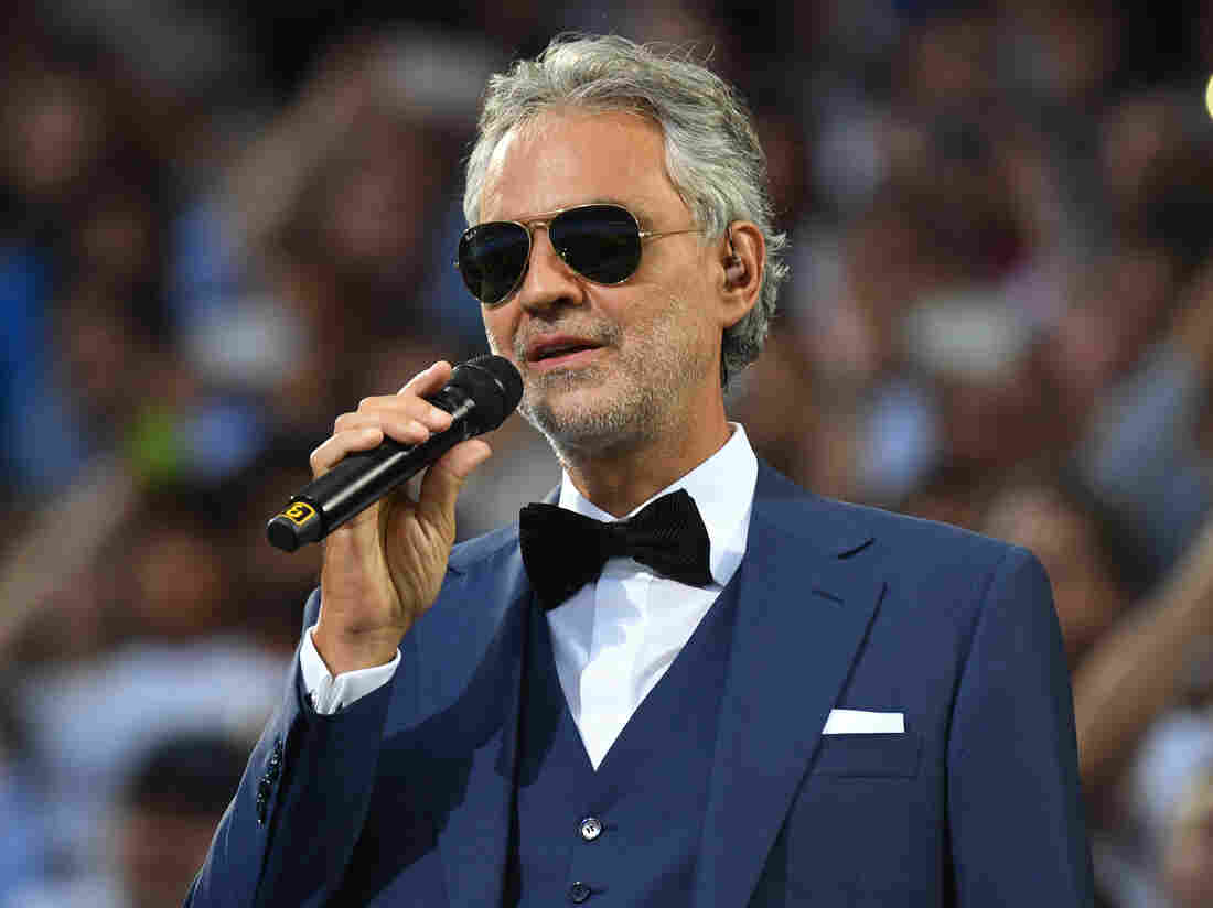 Andrea Bocelli to perform in an empty Duomo Cathedral on Easter Sunday