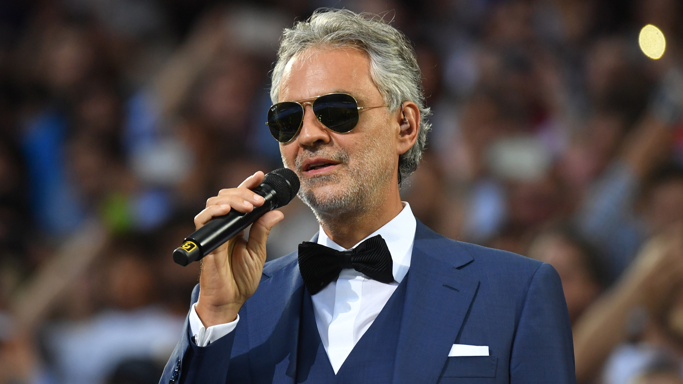 Andrea Bocelli To Perform In An Empty Duomo Cathedral On Easter ...