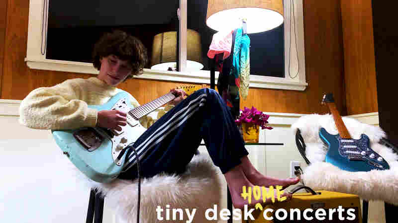 King Princess Performs A Tiny Desk (Home) Concert From Hawaii