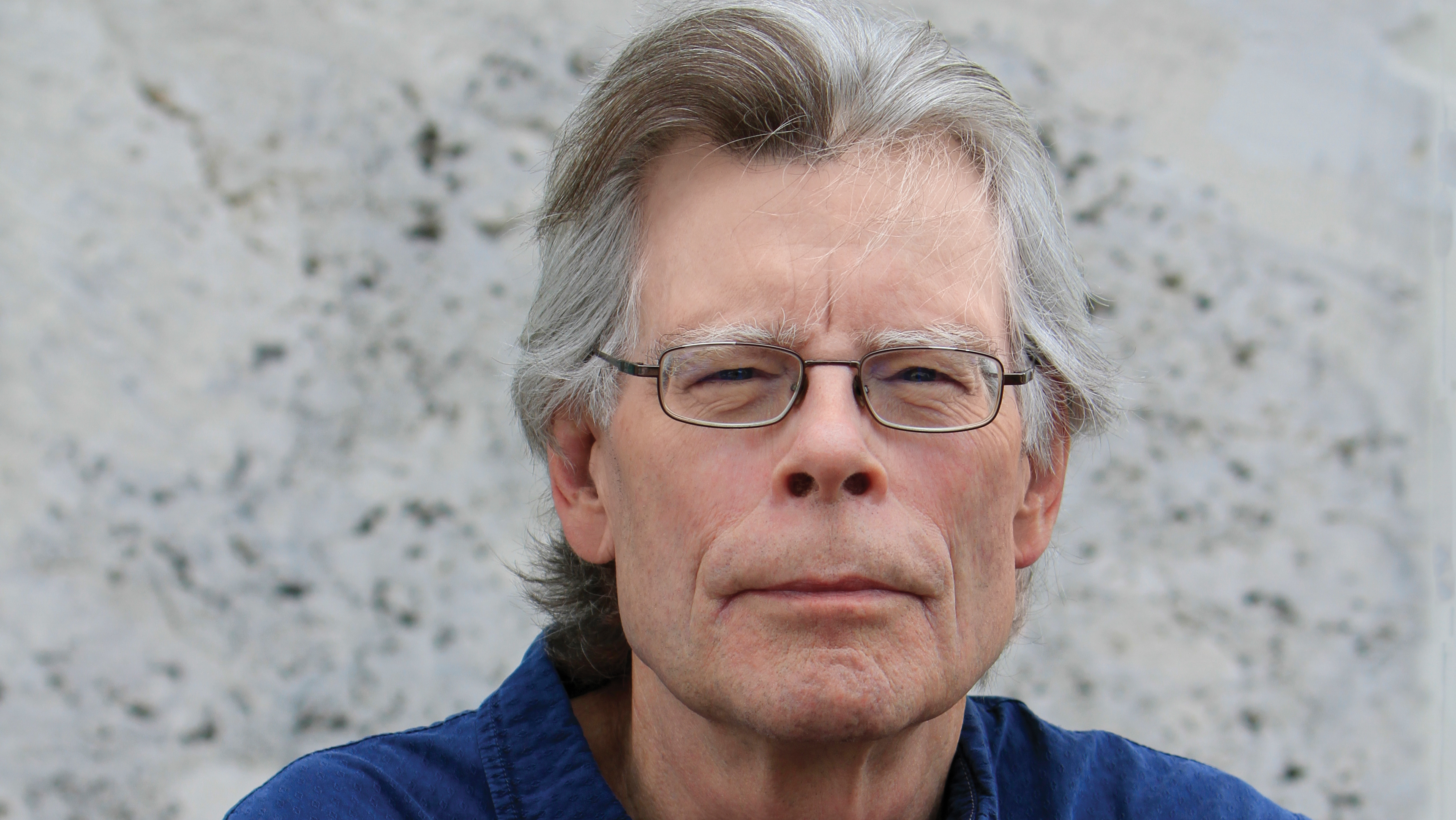 Stephen King Is Sorry You Feel Like You're Stuck In A Stephen King Novel :  NPR