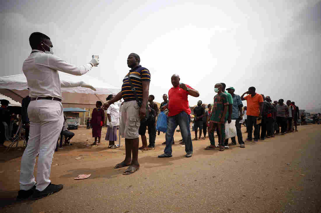 Africa registers 1,894 new COVID-19 cases in 24 hours