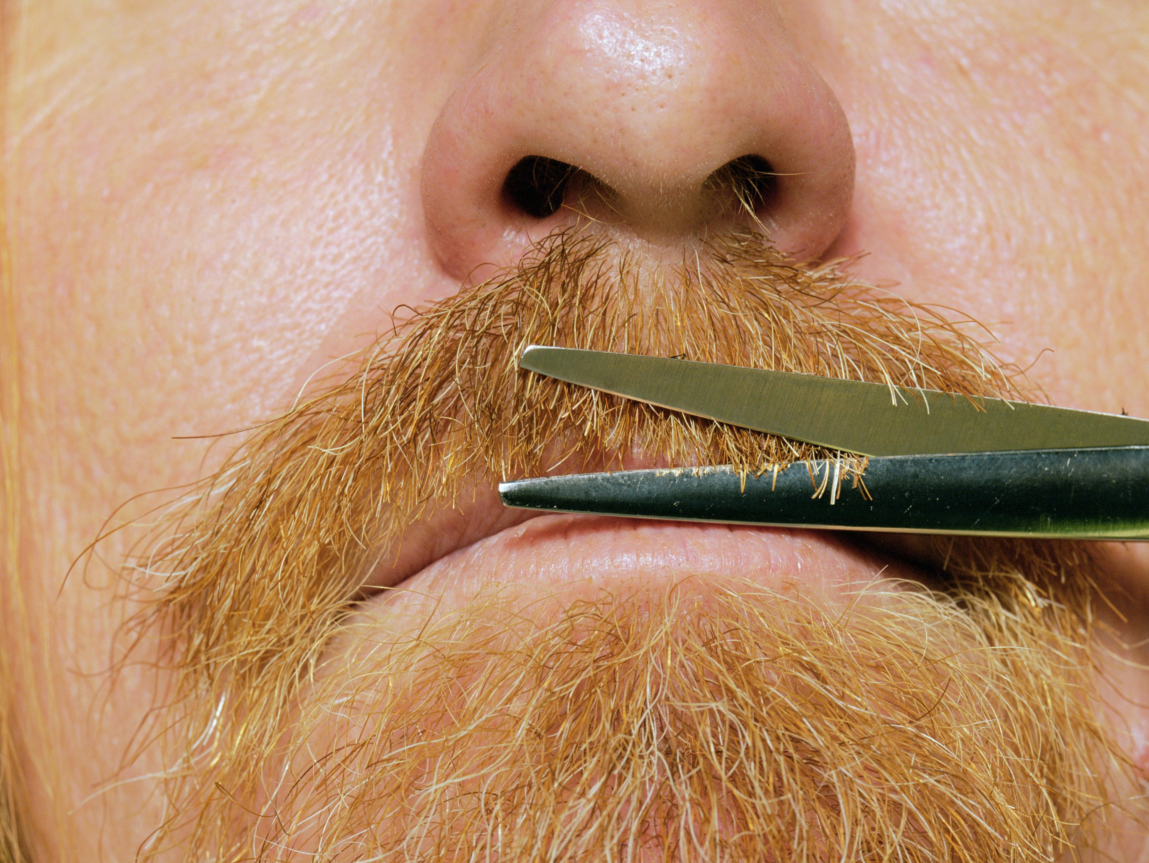 Is Your Beard Putting You At Risk For The Coronavirus Coronavirus Updates Npr