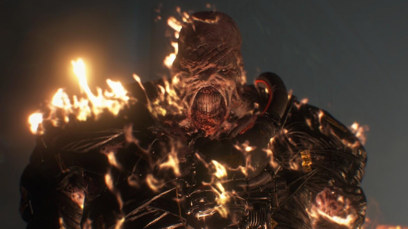 Review Resident Evil 3 Nemesis Remake Npr
