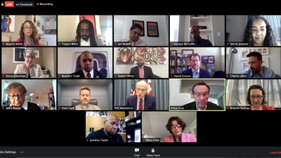 In First-Ever Virtual Meeting, D.C. Council Passes Relief Bill Halting Rent Hikes