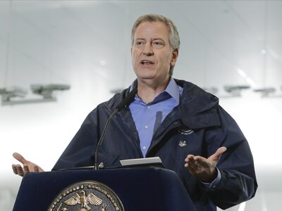 NYC Could Need Up To 45,000 Additional Medical Workers This Month, Mayor Says