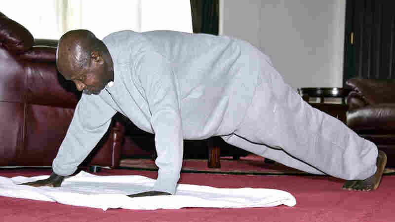 Ugandan President Museveni Entertains With An Instructive Workout Video