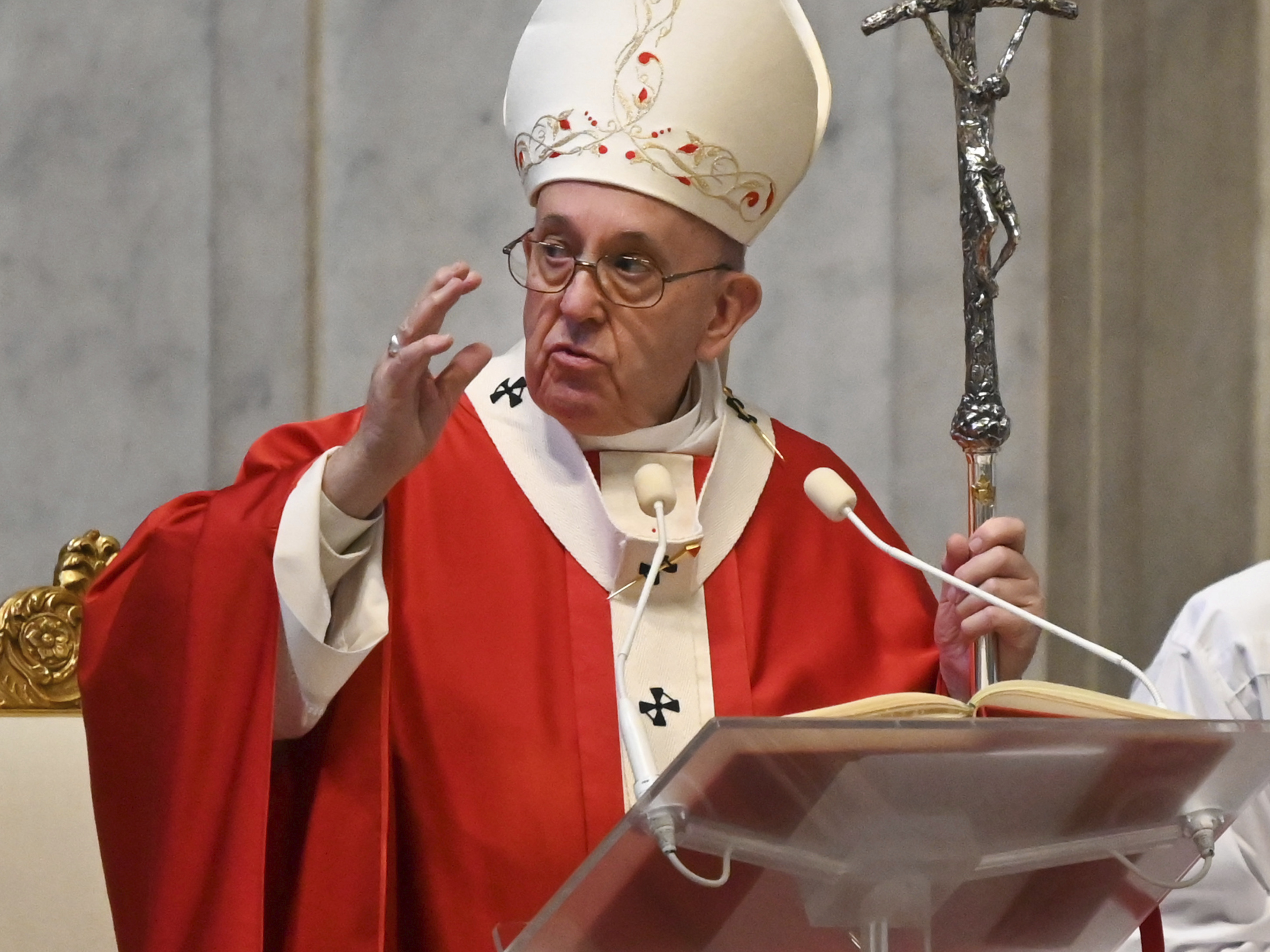 Why Gossip Is Worse Than COVID19 - Pope Francis Reveals