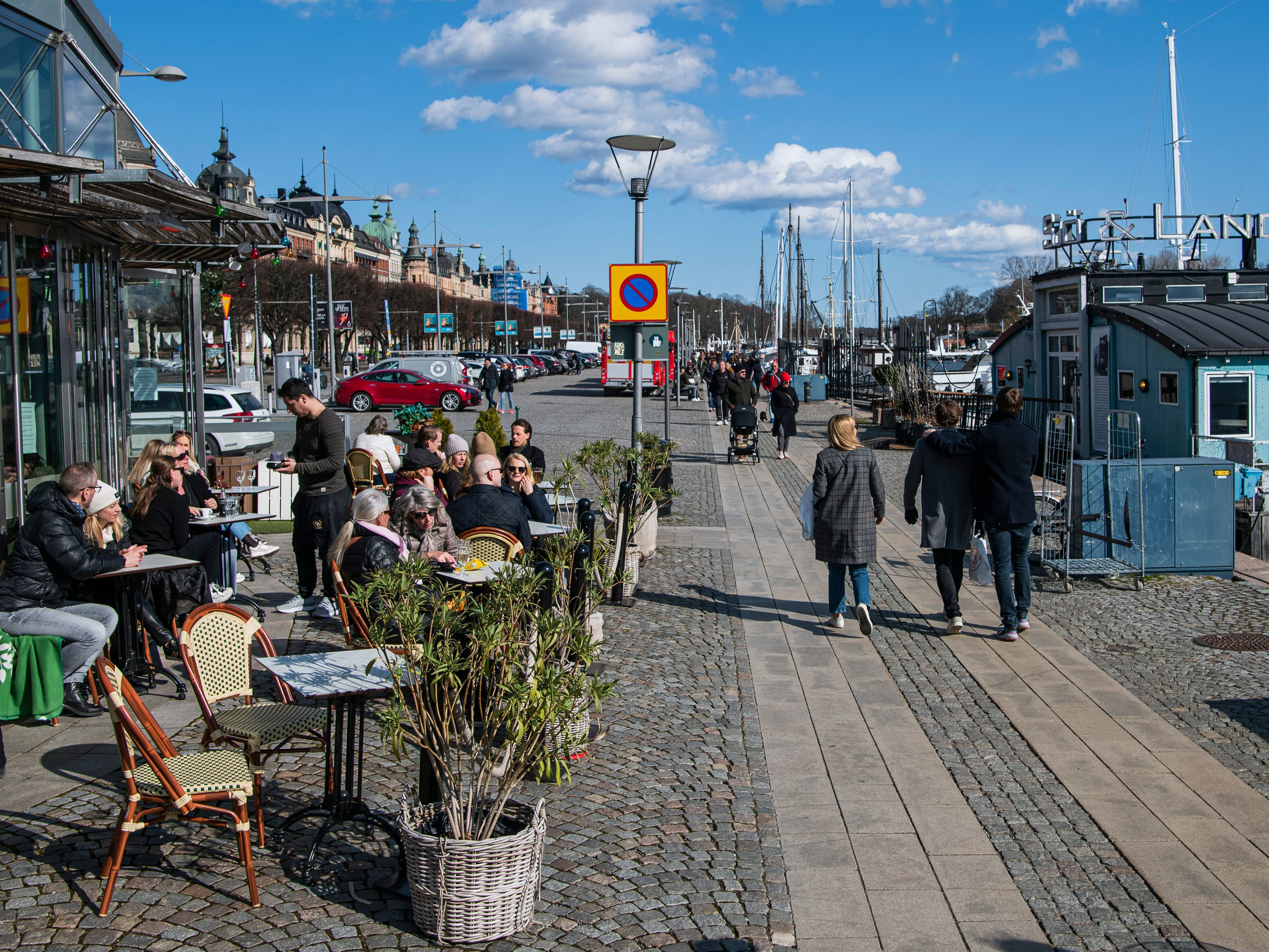 Why Sweden Isn T Locking Down The Indicator From Planet Money Npr