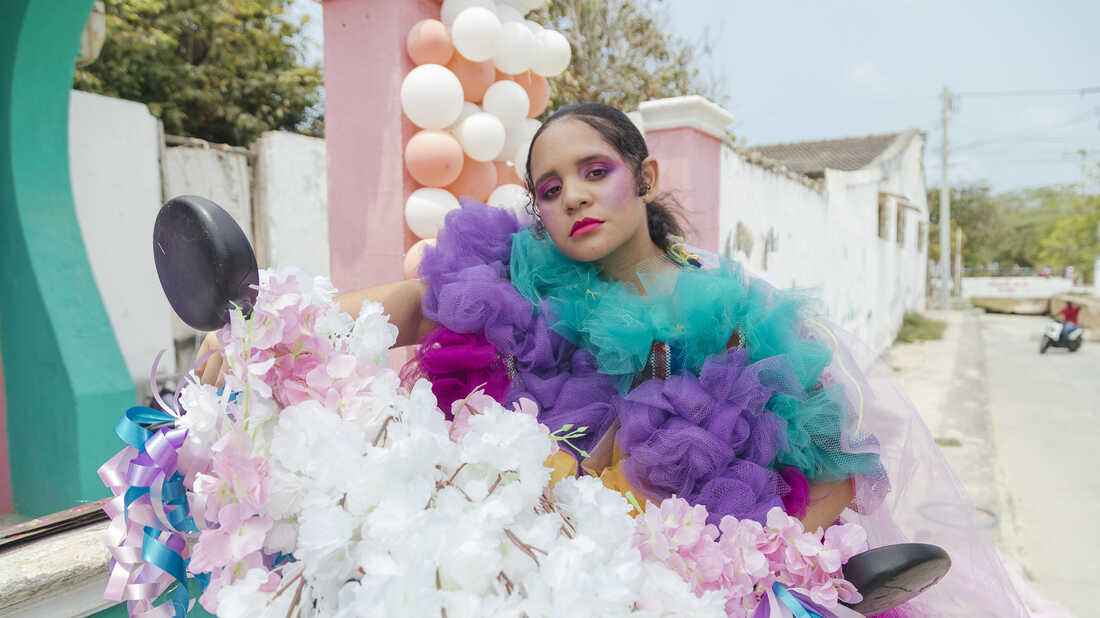 Why Lido Pimienta Had To Become Her Own 'Miss Colombia'