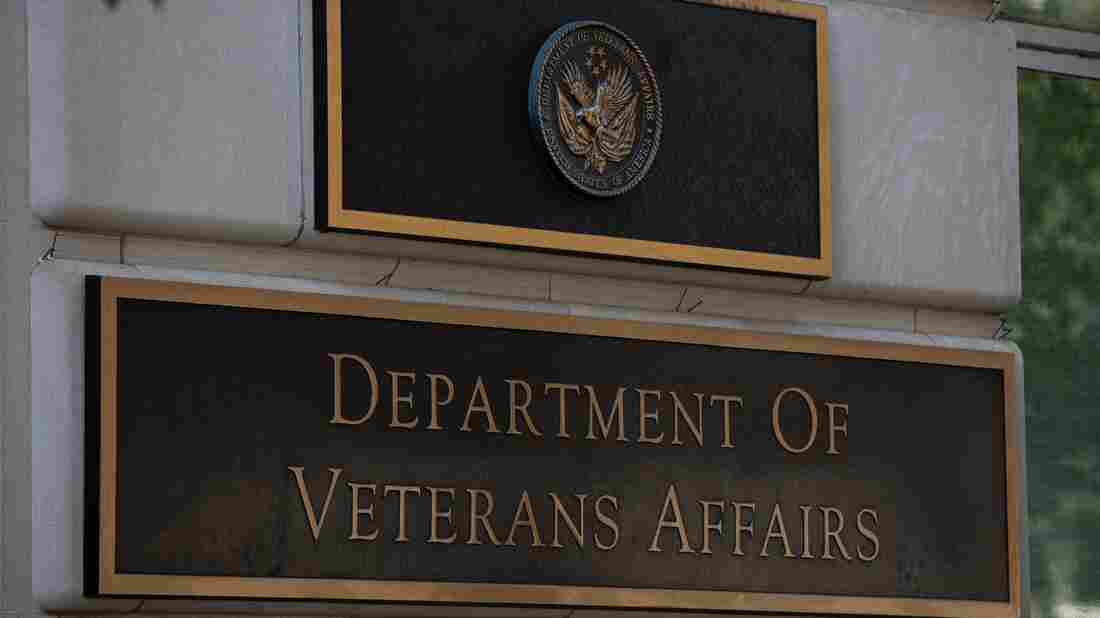 The U.S. Department of Veterans Affairs building is seen in Washington, D.C., on July 22, 2019.