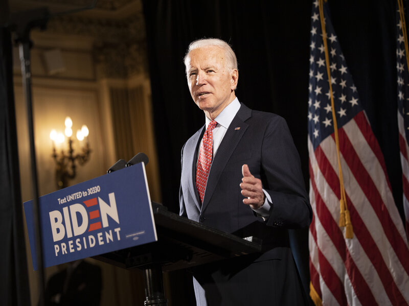 Joe Biden Proposes Lowering The Medicare Eligibility Age To 60 Shots Health News Npr