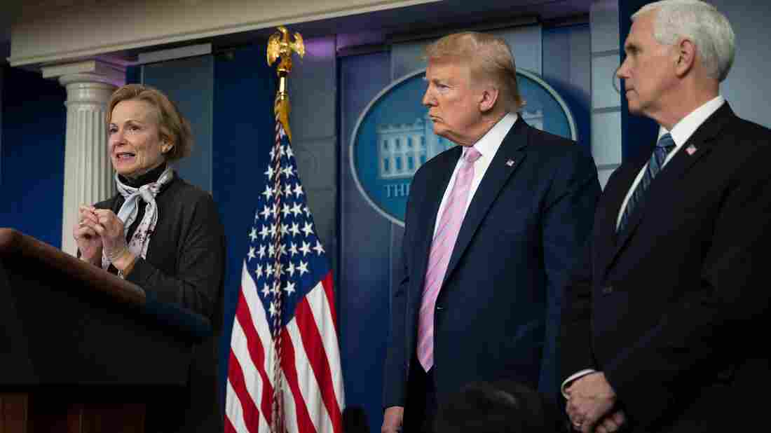 Covid-19: Trump threatens those refusing deportees with new visa sanctions