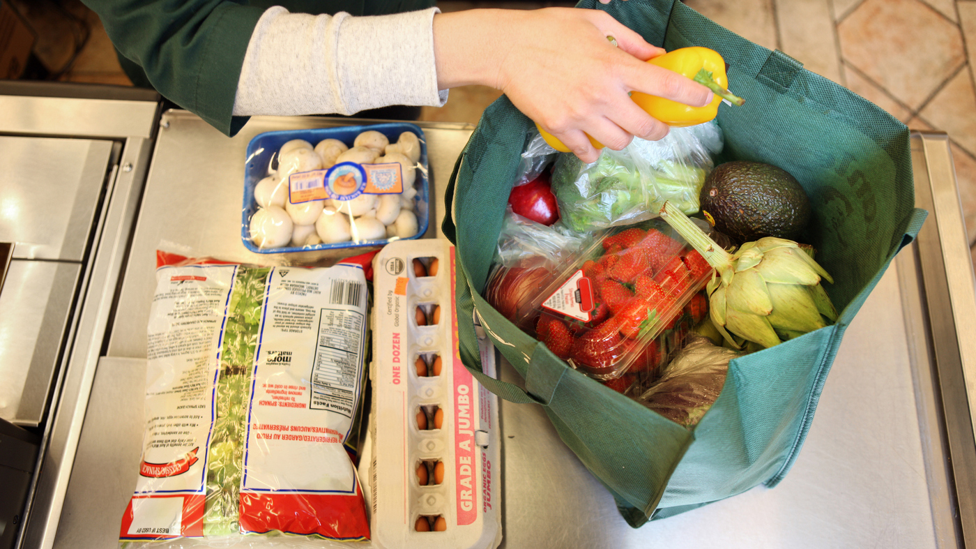 No, You Don't Need To Disinfect Your Groceries. But Here's How To Shop Safely