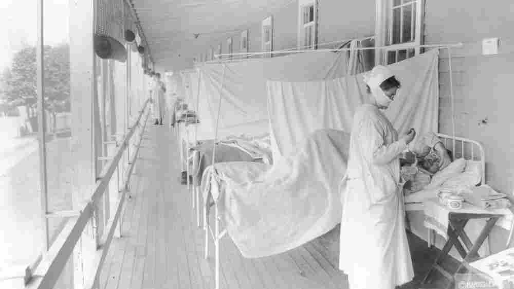 'We Haven't Learned From History': 'Radio Influenza' Is A Warning From 1918