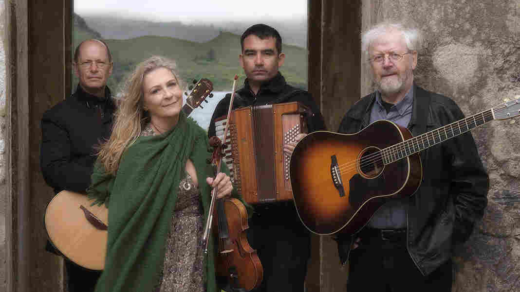 The Irish folk band Altan is featured in this week's episode.
