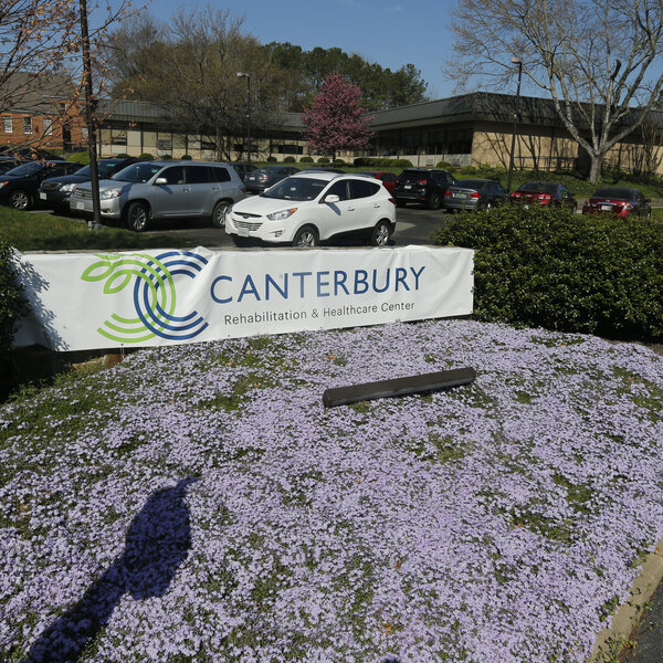 Half Of Virginia's Coronavirus Outbreaks Are In Long-Term Care Facilities