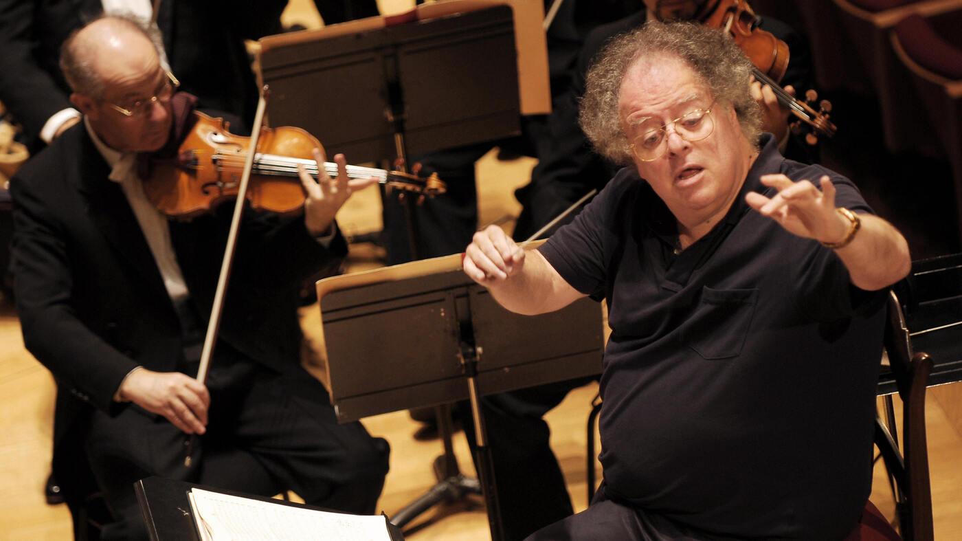 James Levine Former Met Opera Music Director Is Dead At Age 77 – NPR