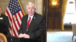 Missouri Gov. Mike Parson To Reopen State Through 'A Phased Approach'