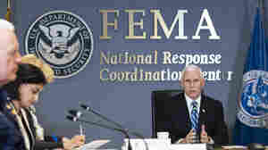 A 'War' For Medical Supplies: States Say FEMA Wins By Poaching Orders