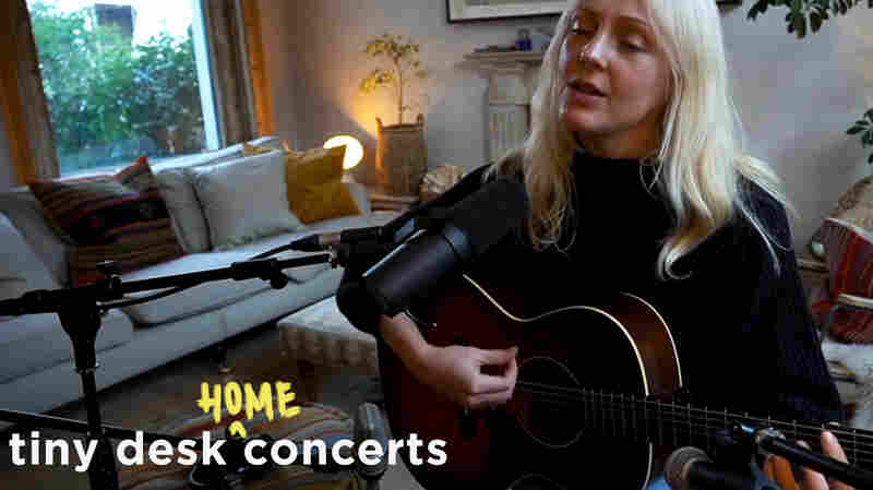 Watch Laura Marling Play A Tiny Desk From Home