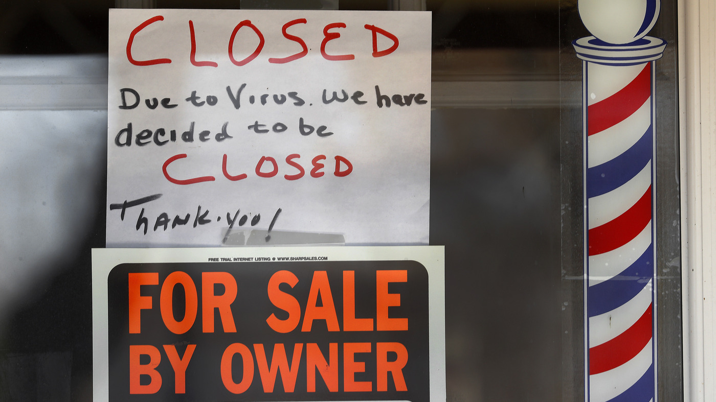 Coronavirus Cost Service Workers Jobs - Here's How To Help : Coronavirus Live Updates - NPR