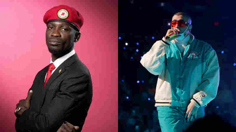 Bad Bunny And Bobi Wine Are Among The Global Artists Singing About Coronavirus