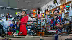 The Free Nationals And Anderson .Paak Return To The Tiny Desk