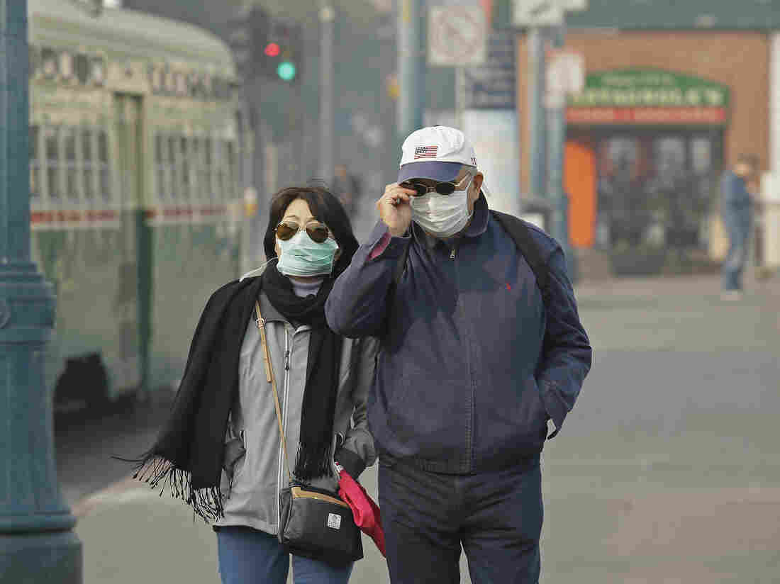Almost half of Americans exposed to poor air quality as conditions worsen