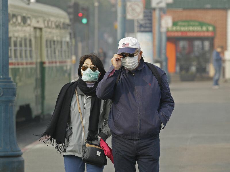Mudança climática prejudica melhorias na poluição do ar