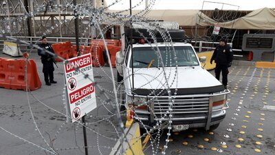 U.S. And Mexico Extend Coronavirus Border Restrictions For Another Month
