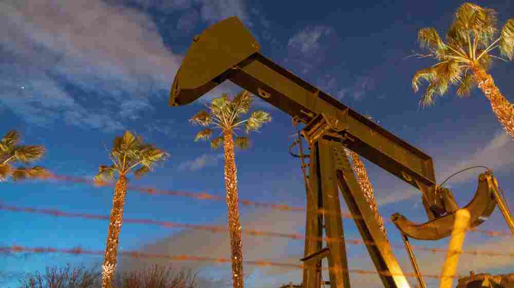 Free Fall: Oil Prices Go Negative