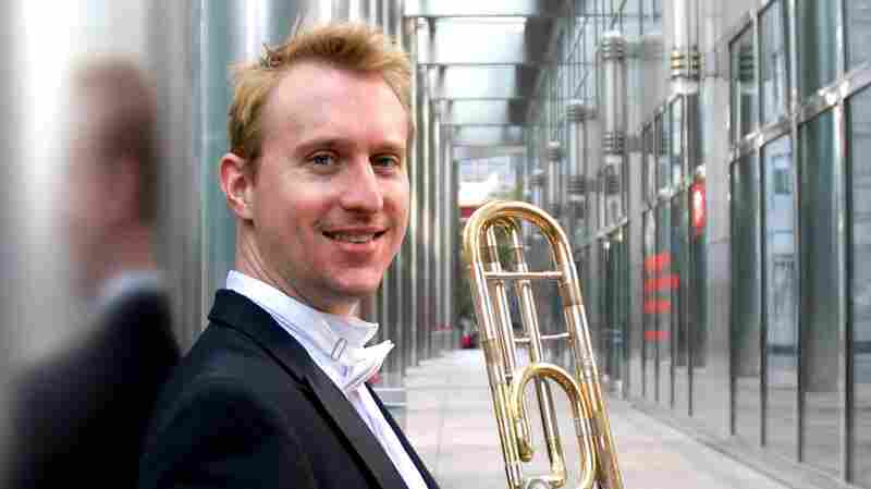 A Trombonist Wonders When An Audience Will Gather To Hear Music