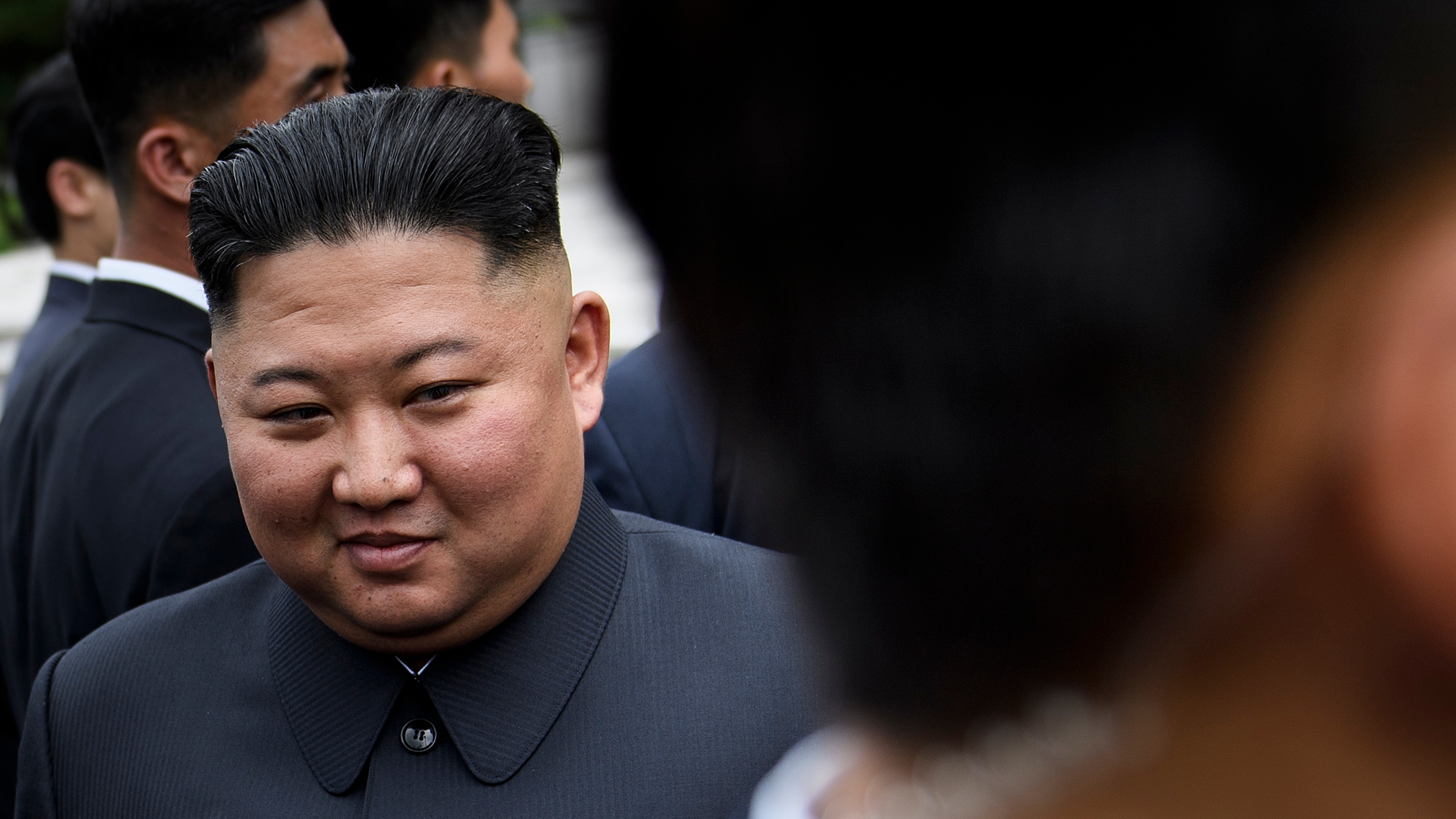 No Unusual Signs That Kim Jong Un S Health Is In Danger South Korea Says Npr