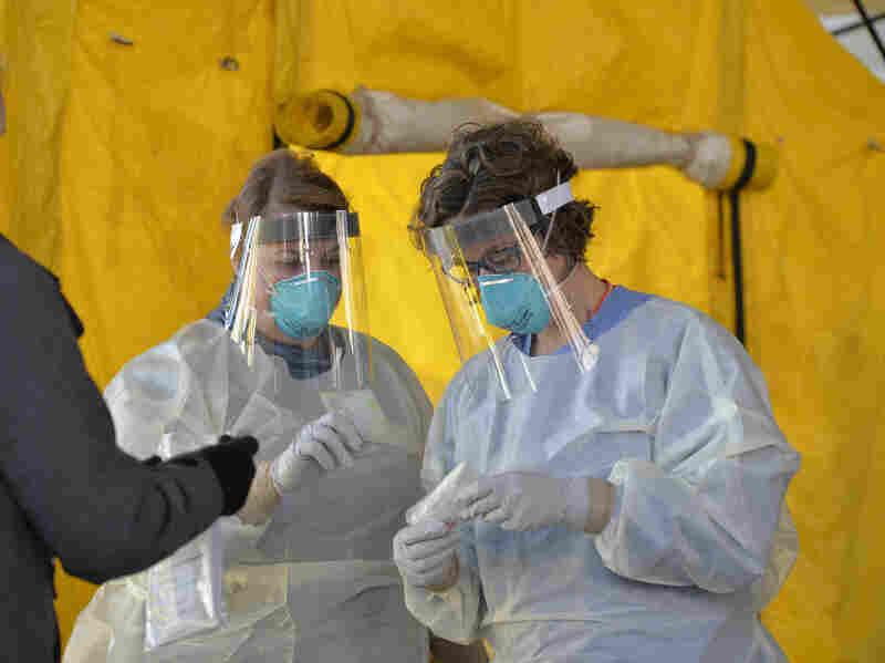 N.Y. Gov. Andrew Cuomo Says President Trump Promised Help With Coronavirus Testing