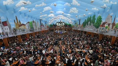 A 'Bitter Pill': Oktoberfest Canceled Due To Coronavirus