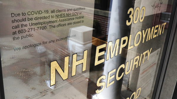 As more and more workers lose jobs, many states say they are seeing the trust funds used to pay unemployment benefits begin to run low.