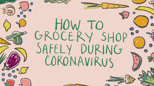 VIDEO: 6 Tips For Staying Safe While Grocery Shopping