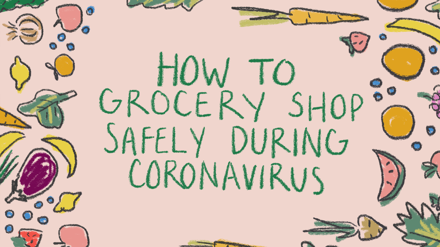 VIDEO: Six Tips For Staying Safe While Grocery Shopping 1
