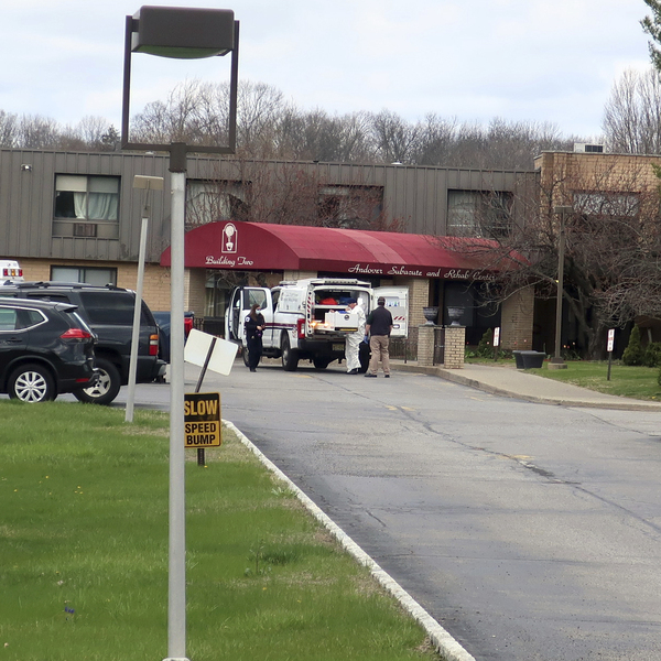 A tip led police to more than a dozen bodies at the the Andover Subacute and Rehabilitation Center in Andover, N.J. The state is among those that grant temporary immunity from civil suits to nursing homes.