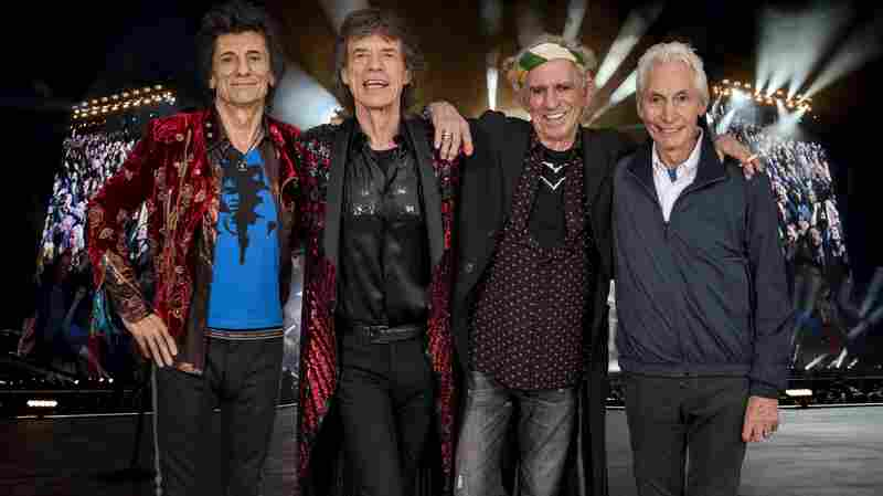 The Rolling Stones Finished A New Single While Safely Distanced From Each Other