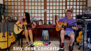Rodrigo y Gabriela Play A Tiny Desk From Home